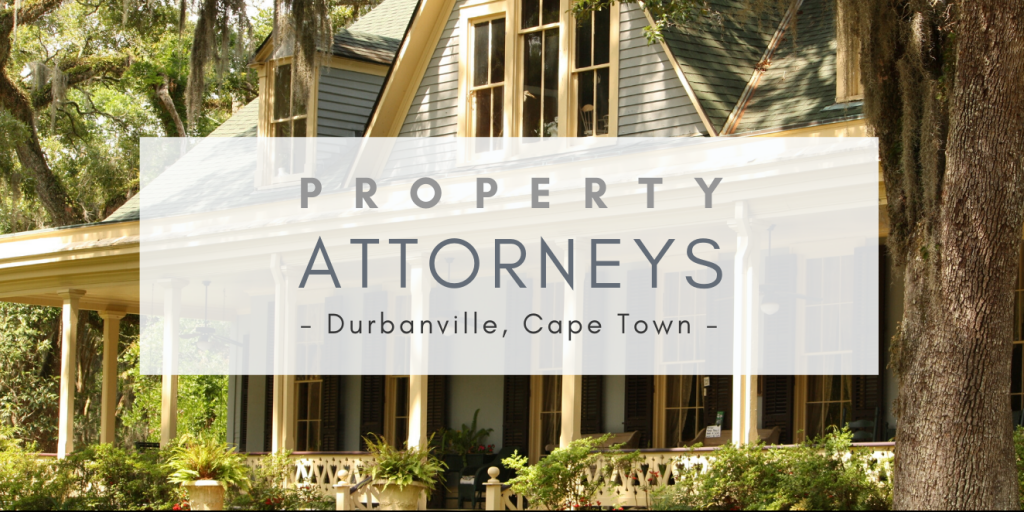 Property lawyers in Cape Town