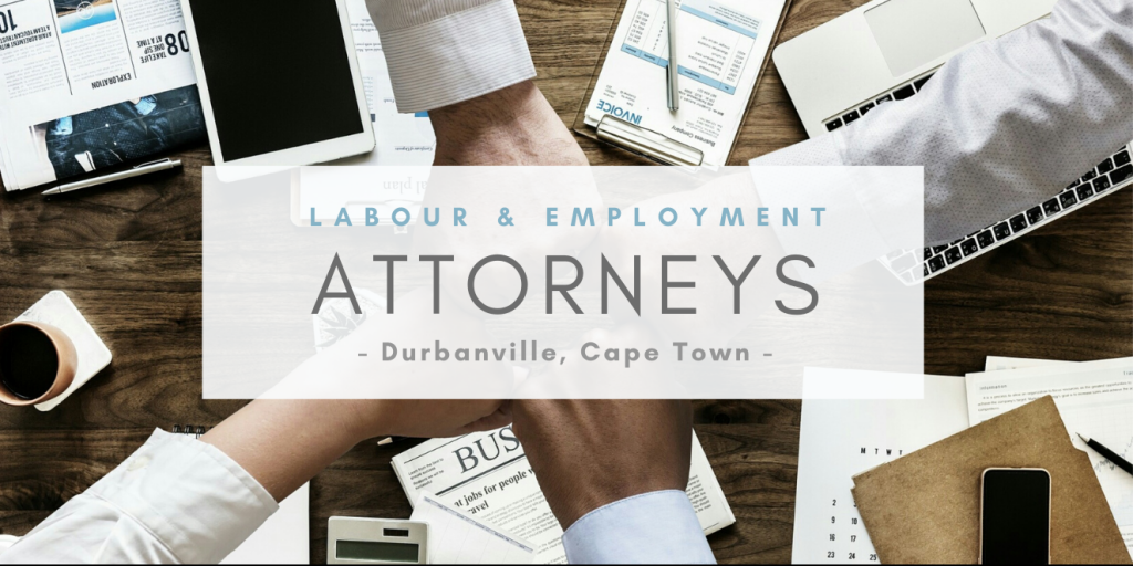 Labour lawyers Cape Town | De Waal Inc. Attorneys