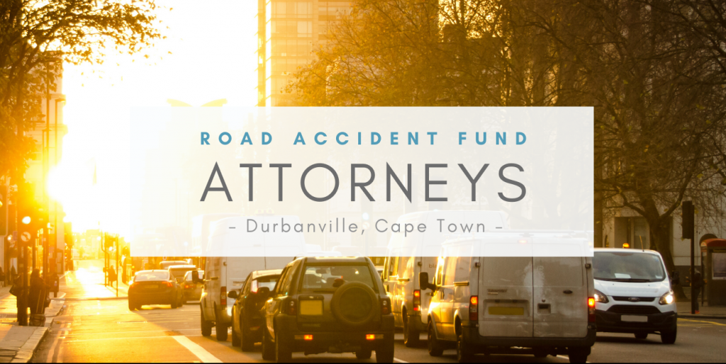 Road Accident Fund Attorneys | De Waal Inc. Attorneys in in Cape Town
